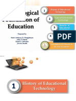 Part 1 Technological Foundation of Education 2