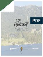 Fairmont Tamarack