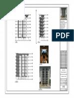 Edificio Residencial - Sheet - A102 - Fachadas - Cortes