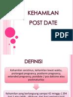 (k24) Kehamilan Post Date