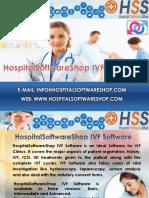 HSS IVF Software