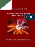 VIGILIA pentecostés 2017
