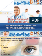 HSS Eye Hospital Software