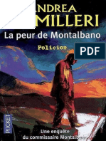 Montalbano 09 - La Peur de Mont - Andrea Camilleri