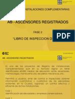 Ascensores Registrados