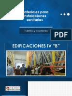 Materiales Para Instalaciones Sanitarias
