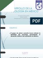 Desarrollo de La Psicología en México