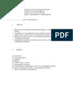 Unidad III Métodos Cromatográficos
