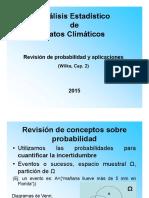 Revision Probabilidad 2015