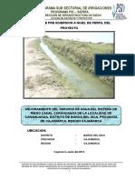 PIP Canal Carahuanga Obs