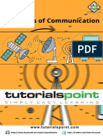 Principles of Communication Tutorial