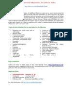 International Journal of Humanities, Art and Social Studies