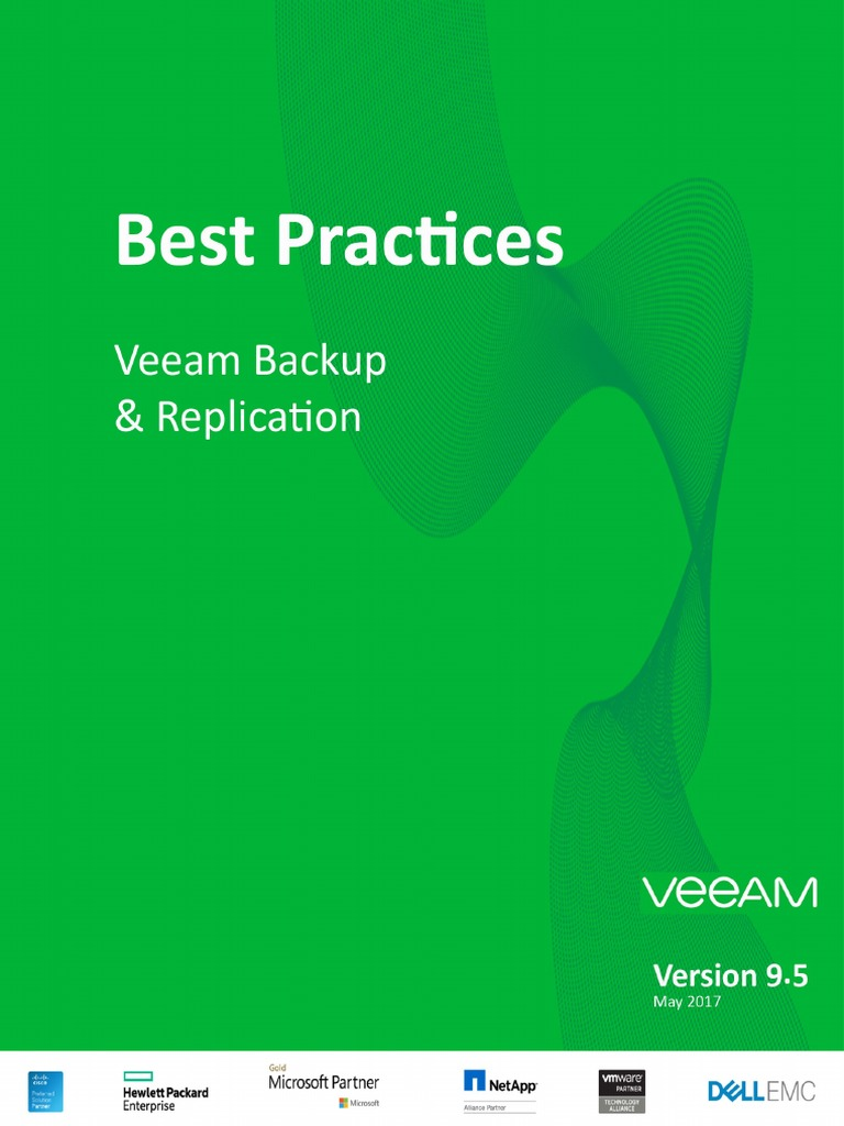 Veeam Backup Replication Best Practices | Backup | Microsoft Sql Server