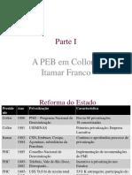 Slides Aula 10 a PEB Em Collor e Itamar Franco