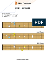SBL Fretboard Diagrams