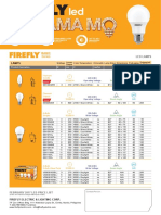 Firefly LED Price List FEB 2017