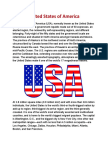 USA's History,Language,Religion,Economy,Education,Culture and Law