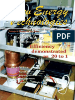 New Energy Technologies (Issue 22, 2005)