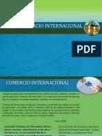 Diapositiva Comercio Internacional