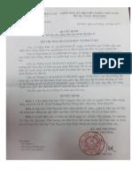Qd 275_qd_bogd&Dt_mo Nganh Ts Ptnt
