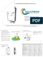Manual Kalotron Intelligent