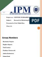 RMD ppt. 2010