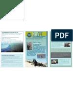 HSTT EIS/OEIS Environmental Stewardship Hawaii Poster