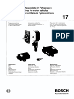 Hydrostatic Fan Drives for Motor Vehicles