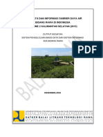 Basis Data Rawa Volume 2 (Kalimantan Selatan)