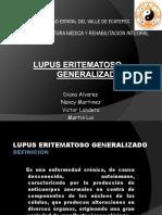Lupus Eritematoso Generalizado