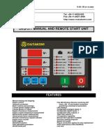 DKG317- User Manual