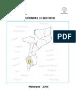 Distrito de Mabalane