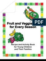 Children Nutrition - Fruit and Veggie Fun for Every Season