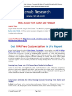 China Cancer Test Market and Forecast