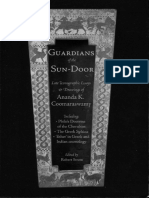 Guardians of the Sundoor Late Iconographic Essays