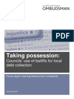 FR - Taking Possession Bailiffs Nov 2012 Amended Oct 2013