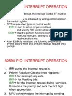 8259aprogrammableinterruptcontroller2-090920122332-phpapp01.ppt