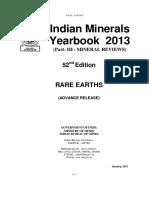 01192015115248IMYB_2013_Vol III_Rare Earths 2013