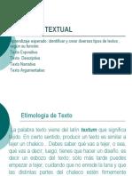 Tipología Textual Mecánica