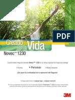 Brochure Novec Español 2015