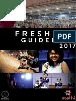 Freshman Guide Book 2017