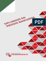 AF Brochure Diplomado en Riesgos Bancarios
