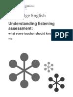 Understanding Listening Handout