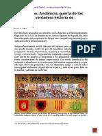 Andalucía, Separatismo, Guerra de Los Símbolos y Verdadera Historia de Andalucía