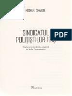 Sindicatul Politistilor Idis - Michael Chabon
