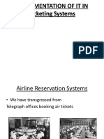 Implementation of IT InTicketing System