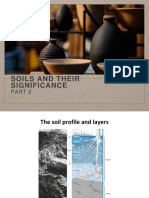 Soils and Their Significance Part 2 Ppt