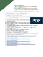 Bibliografia Administracion de Empresas