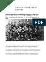 Pouzdani Vojnici Austro-Ugarske Monarhije