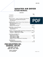 Refrigerated Air Dryer GRD1!15!85aaa